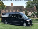 2019, Mercedes-Benz Sprinter, Van Limo, Midwest Automotive Designs