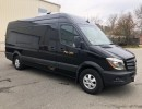 2018, Mercedes-Benz Sprinter, Van Shuttle / Tour