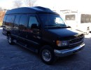 2008, Ford E-250, Van Shuttle / Tour, Turtle Top
