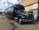 2009, Ford F-650, Motorcoach Limo, Tiffany Coachworks