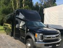 2017, Ford F-550, Mini Bus Shuttle / Tour, Executive Coach Builders