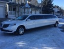 2017, Lincoln MKT, SUV Stretch Limo, Executive Coach Builders
