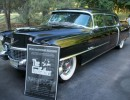 1954, Cadillac Fleetwood, Antique Classic Limo