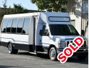 2013, Ford E-450, Mini Bus Shuttle / Tour, Federal