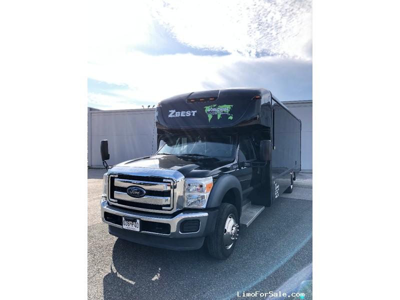 Used 2015 Ford F-550 Mini Bus Shuttle / Tour Starcraft Bus - Glen Burnie, Maryland - $48,500