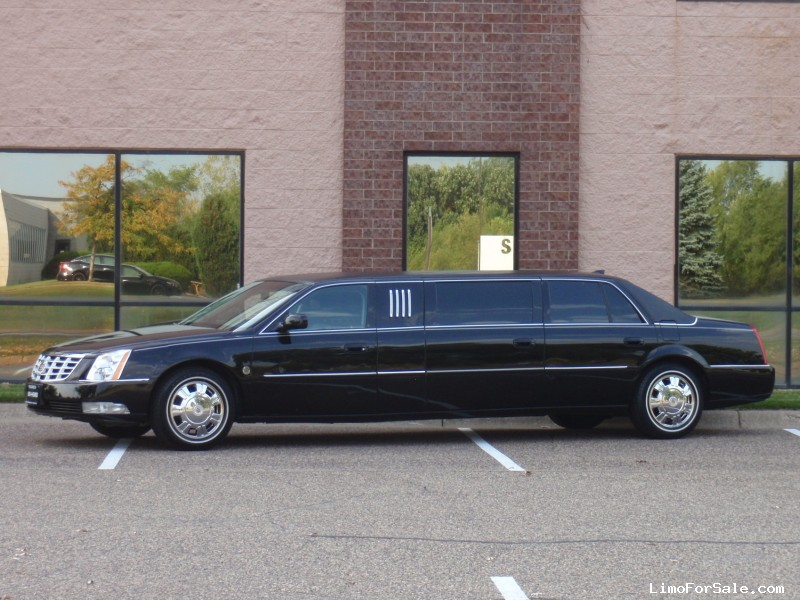 Used 2011 Cadillac DTS Funeral Limo Federal - Ramsey, Minnesota - $14,994