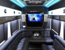 2018, Ford Transit, Van Limo, Battisti Customs
