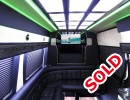 New 2018 Mercedes-Benz Sprinter Van Limo Battisti Customs - Kankakee, Illinois - $89,900