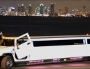 2003, Hummer H2, SUV Stretch Limo, Royal Coach Builders