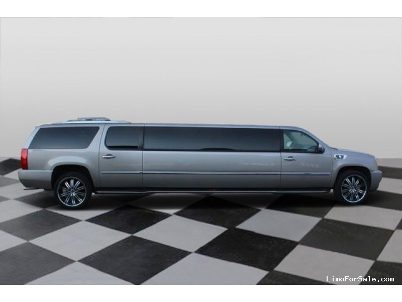 Used 2007 Cadillac Escalade ESV SUV Stretch Limo Limos by Moonlight - Ellisville, Missouri - $69,670