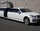 2012, Mercedes-Benz E class, Sedan Stretch Limo, Pinnacle Limousine Manufacturing