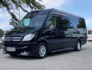 2012, Mercedes-Benz Sprinter, Van Limo, Midwest Automotive Designs