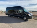 2013, Mercedes-Benz Sprinter, Van Limo, First Class Customs