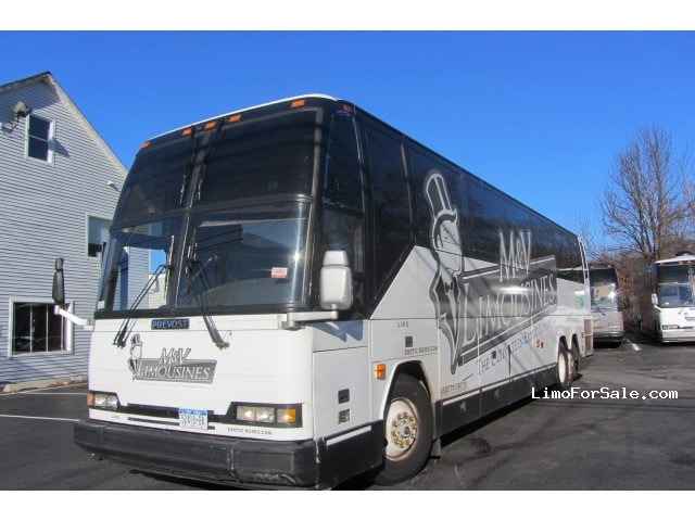Used 1994 Prevost H3 40 Motorcoach Limo Authority Coach