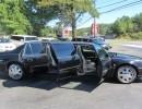 2007, Cadillac DTS, Sedan Stretch Limo, Federal