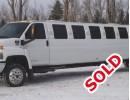 Used 2005 Chevrolet C4500 Truck Stretch Limo  - Fargo, North Dakota    - $49,000