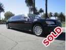 2014, Chrysler 300, Sedan Stretch Limo, American Limousine Sales