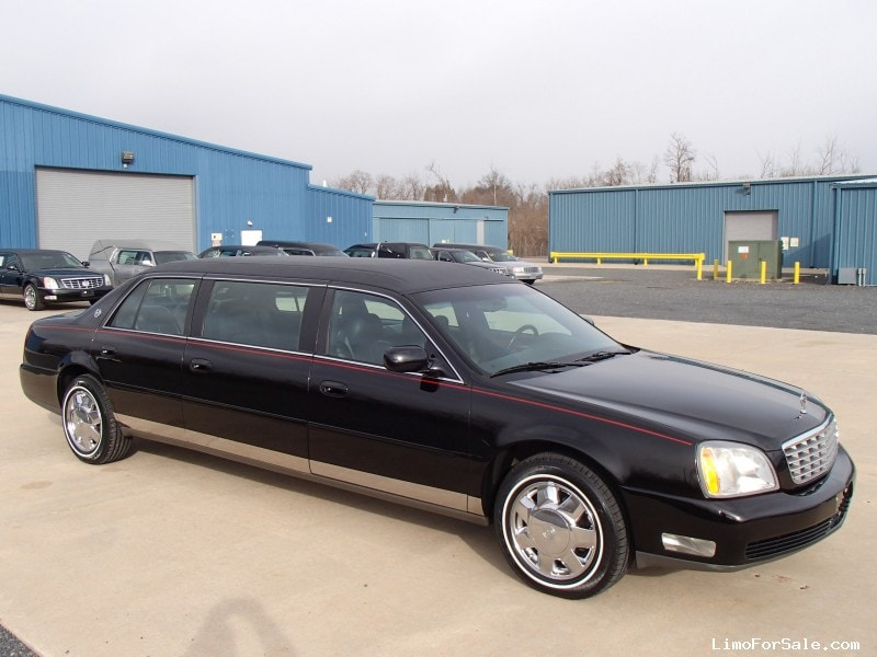 Used 2004 Cadillac De Ville Funeral Limo S Amp S Coach Company