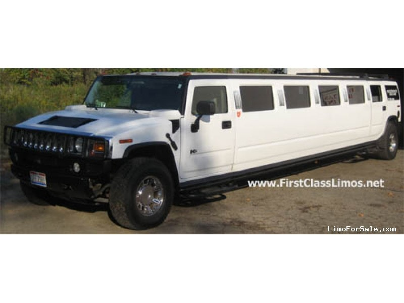 used 2004 hummer h2 suv stretch limo great lakes coach solon ohio 25 900 limo for sale. Black Bedroom Furniture Sets. Home Design Ideas
