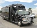 2011, Ford E-450, Mini Bus Executive Shuttle, Tiffany Coachworks
