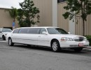 2009, Lincoln Town Car, Sedan Stretch Limo, Executive Coach Builders