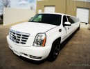 2008, Cadillac Escalade, SUV Stretch Limo, American Limousine Sales