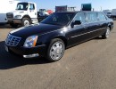 2008, Cadillac DTS, Funeral Limo, Accubuilt