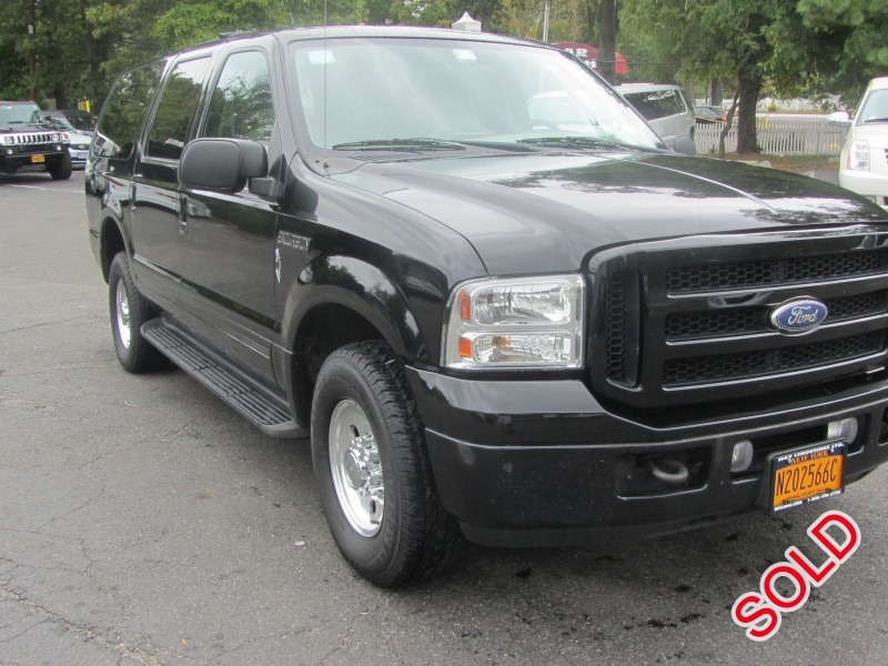 Used 2005 Ford Excursion Xlt Suv Limo Executive Coach Builders Commack New York 25 500