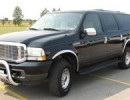 2004, Ford Excursion, SUV Limo, Executive Coach Builders