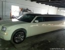 2007, Chrysler 300, Sedan Stretch Limo, Great Lakes Coach