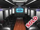 New 2015 Ford E-450 Mini Bus Limo Battisti Customs - Kankakee, Illinois - $79,150