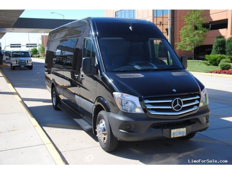 New 2016 Mercedes-Benz Sprinter Van Shuttle / Tour Westwind - jacksonville, Florida - $87,500