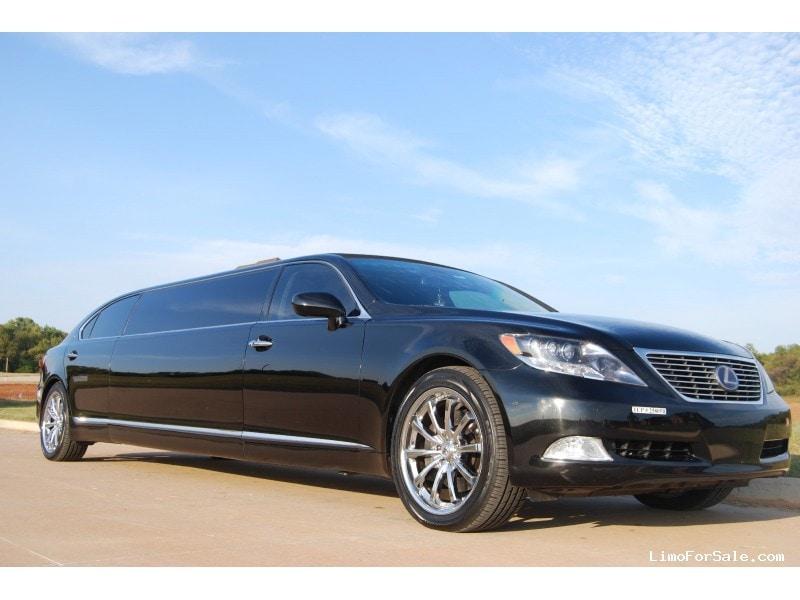used 2009 lexus ls 600h l sedan stretch limo la custom. Black Bedroom Furniture Sets. Home Design Ideas
