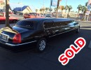 Used 2010 Lincoln Town Car Sedan Stretch Limo Tiffany Coachworks - Oakland Park, Florida - $18,900
