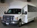 2011, Ford E-450, Mini Bus Shuttle / Tour, Tiffany Coachworks