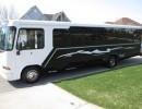 2005, Freightliner Deluxe, Motorcoach Limo, Goshen Coach