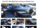2003, Lincoln Town Car, Sedan Stretch Limo, Krystal