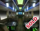 New 2015 Ford F-550 Mini Bus Limo Battisti Customs - Kankakee, Illinois - $101,250