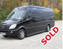 2012, Mercedes-Benz Sprinter, Van Limo, Executive Coach Builders