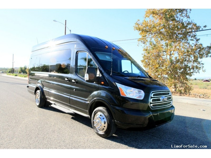 new 2015 ford transit van limo tiffany coachworks perris california 77 700 limo for sale. Black Bedroom Furniture Sets. Home Design Ideas