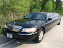 2008, Lincoln Town Car, Sedan Stretch Limo, Elite Coach