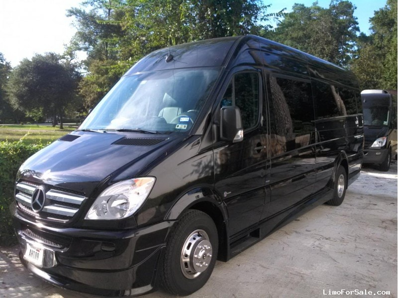 Used 2013 Mercedes-Benz Sprinter Mini Bus Limo  - Spring, Texas - $58,775