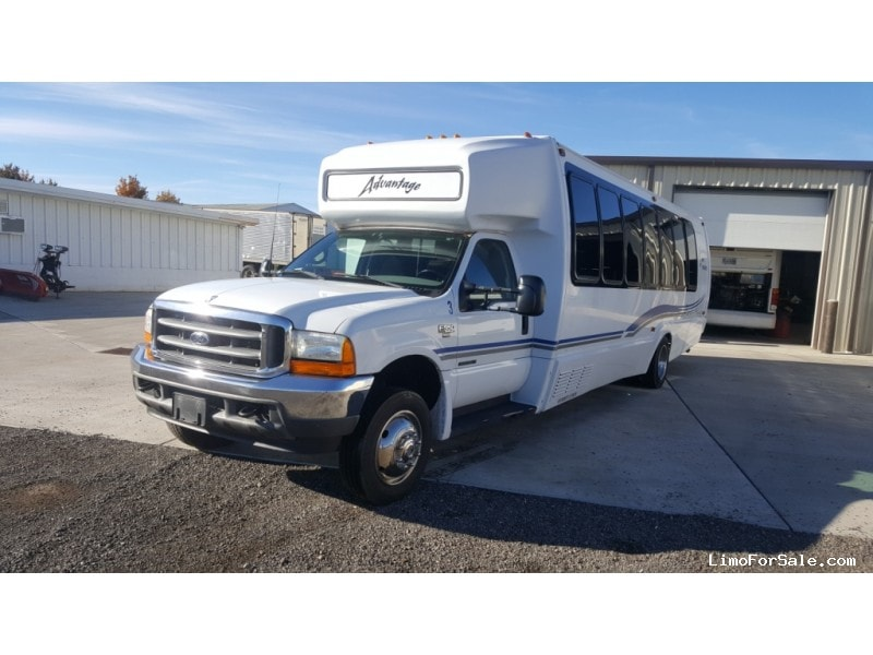 Used 2001 Ford F-550 Mini Bus Limo Krystal - North East, Pennsylvania - $19,900