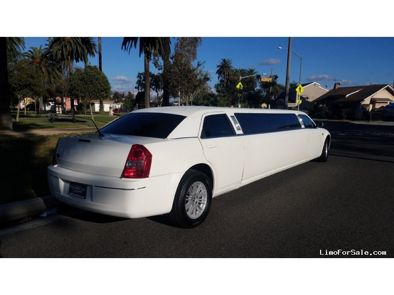 2008 Chrysler 300 For Sale >> Used 2008 Chrysler 300 Sedan Stretch Limo Los Angeles