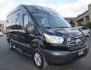 2015, Ford E-250, Van Shuttle / Tour