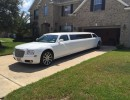 2008, Chrysler 300, Sedan Stretch Limo, Royal Coach Builders
