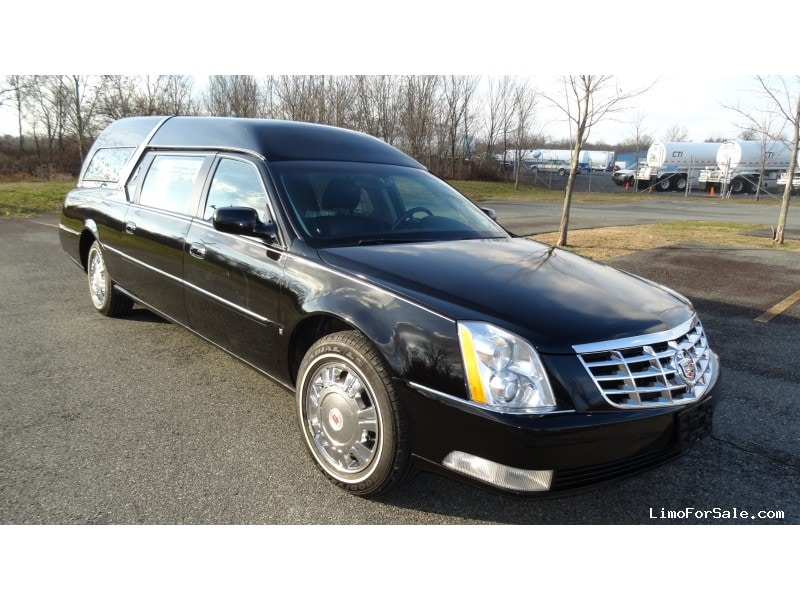 used 2009 cadillac dts funeral hearse superior coaches. Black Bedroom Furniture Sets. Home Design Ideas