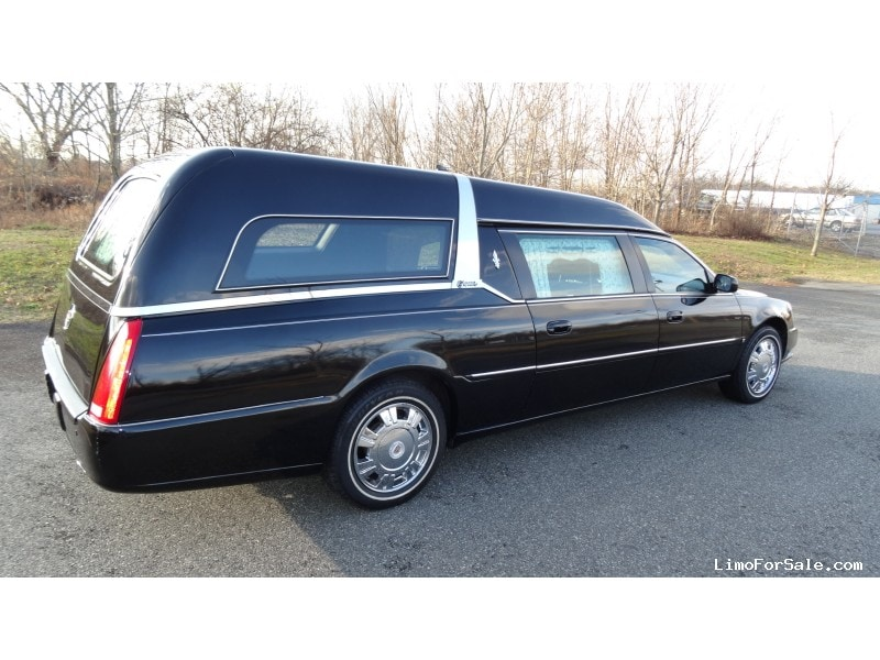 Used 2009 Cadillac DTS Funeral Hearse Superior Coaches
