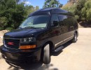 2011, GMC Coach, Van Limo, Tiffany Coachworks