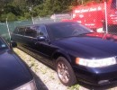 2002, Cadillac STS, Sedan Stretch Limo, LCW